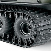 "18"" (457 MM) RUBBER TRACKS - 8X8"
